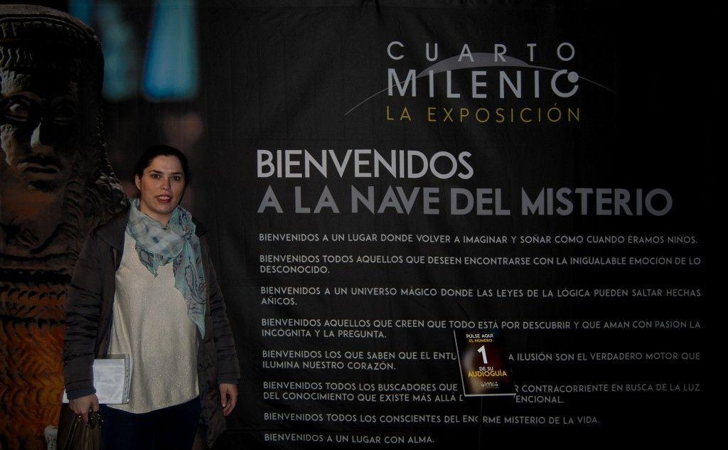 Exposición de Cuarto Milenio, bienvenidos a la nave del misterio - Los viajes de Margallvier
